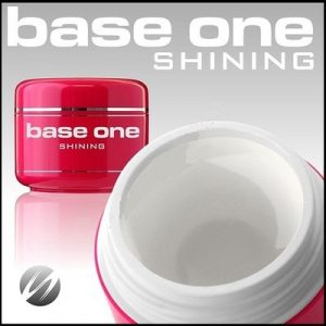 Γυαλιστικό Gel Silcare- Base One Shinning (15-30ml)