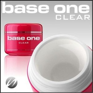 Μονοφασικό Gel Silcare -Base One Clear (15-30ml)
